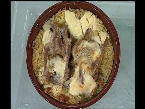 طاجن الأرز بالحمام - مطبخ منال العالم
