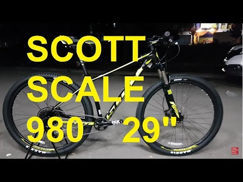 4ba15f8d6 Scott Scale 980 mtb 29 inch - YouTube