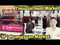 Huangyuan Market Yiwu China | 3F | GoldenShiny Trading