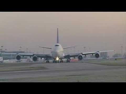 decolagem/747-400
