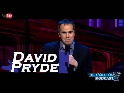 The Pantelis Podcast #24 - David Pryde