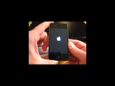 How To Reboot Restart An Iphone 4s