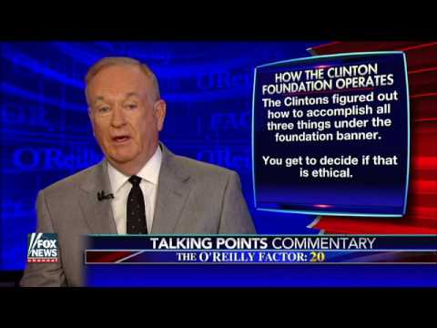 Bill O'Reilly's Talking Points 1027