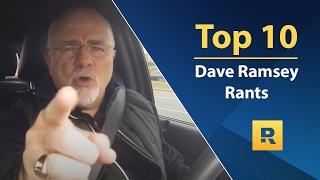 Top 🔟 - Dave Ramsey Rants