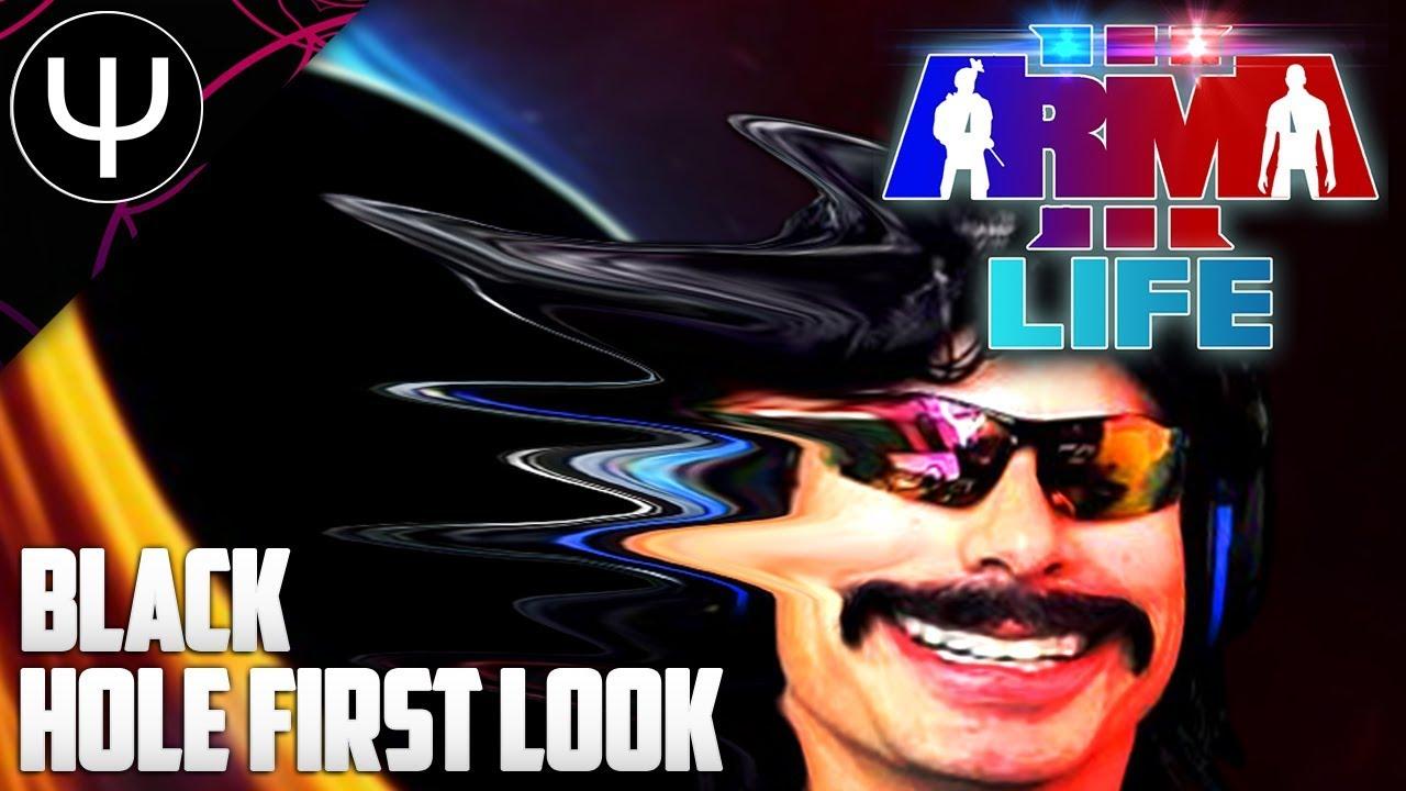 ARMA 3: Kamdan Life Mod — BLACK HOLE First Look!