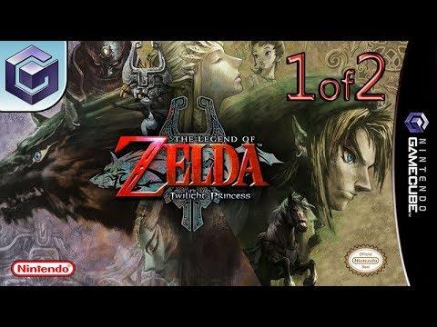 Longplay of The Legend of Zelda: Twilight Princess (1/2)