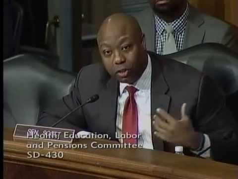 Senator Scott: Ambush Elections Hurt Employees and Small Businesses, Help Big Labor