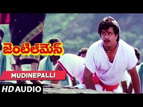 Mudinepalli Full Song || Gentleman Songs || Arjun, Madhubala, A.R. Rahman || Telugu Songs