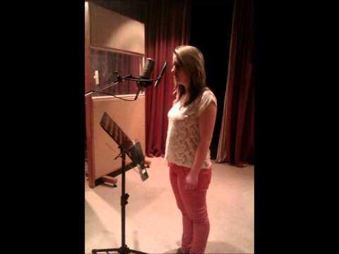 Catrin Mair Parry- Anfonaf Angel- Robat Arwyn & Hywel Gwynfryn- Stiwdio (Studio Cover)