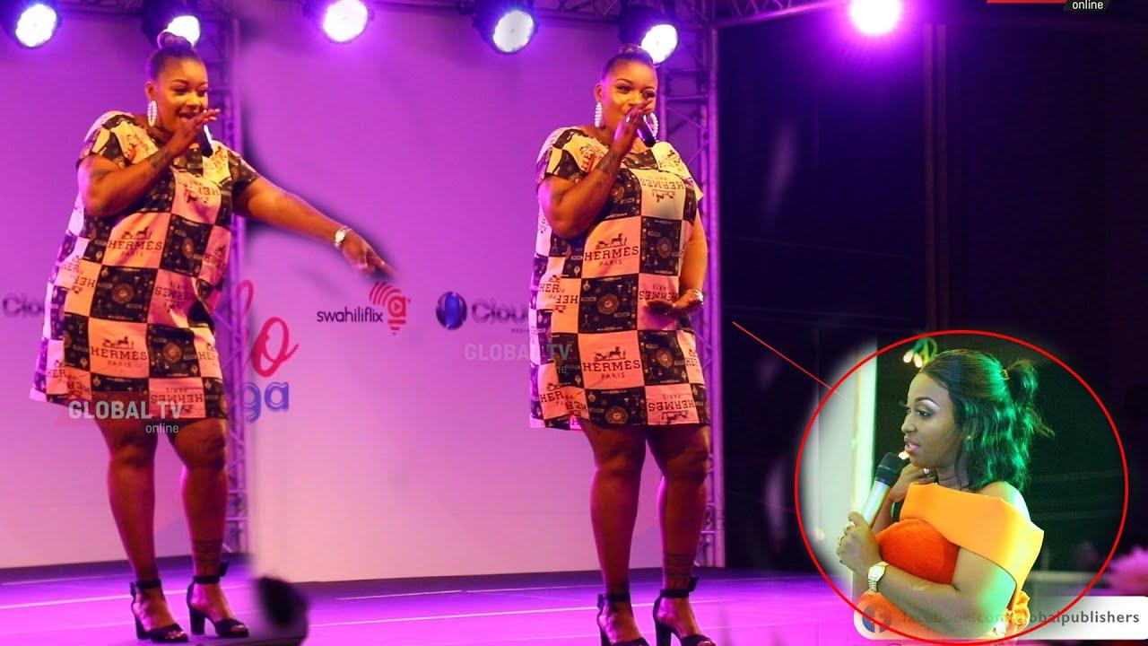"""Download Alichokifanya SHILOLE Baada ya KUULIZWA UCHEBE Hajambo - """"MIMI ni MAMA KIJACHO"""""""