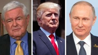 Gingrich on Putin meeting: Trump has to communicate power thumbnail