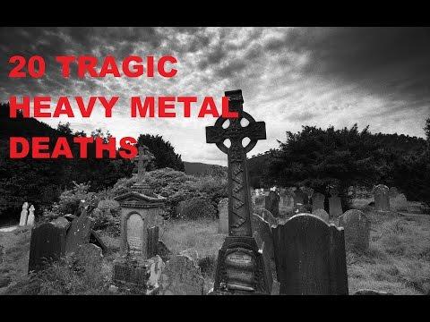 20 Tragic HEAVY METAL Deaths