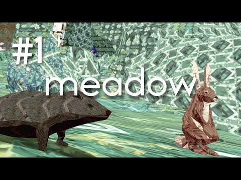 BADGER & BUNNY WITH SERI - MEADOW (EP.1)