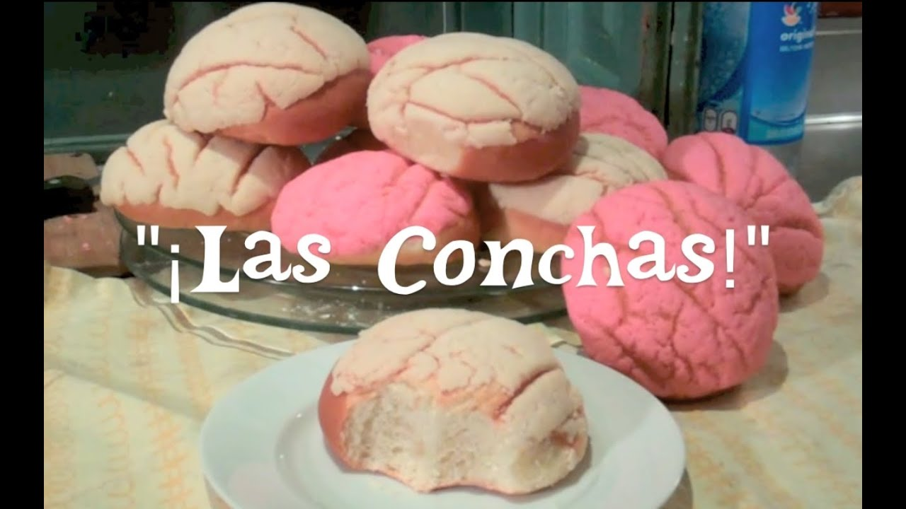 """the baking chin ep. 33: """"¡las conchas!"""" - youtube"""