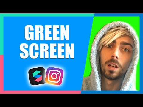 Two Minute Green Screen Filter Effect (Easy) | Instagram & Facebook | Spark AR Tutorial thumbnail