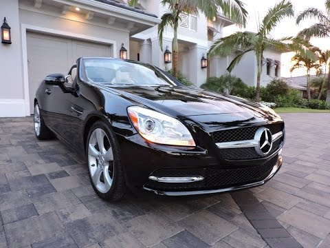 2012 Mercedes-Benz SLK 350 Roadster for sale by Auto Europa Naples