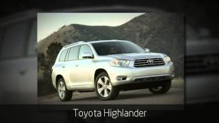 List of Toyota All Wheel Drive Vehicles