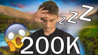 JEG BLIVER HYPNOTISERET (200K special)