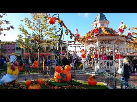 Disneyland Paris Vlog October 2019