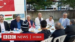 Рамазон, Ўзбекистон-Туркия: Аданада ўзбеклар ифтори - BBC Uzbek