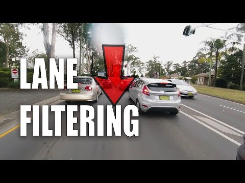 How to Lane Filter - The real world version