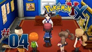 lets play pokemon x part 4 lumiose city