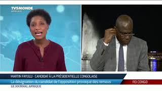 RDC: Interview de Martin Fayulu, depuis Genève, 24h après la signature de l