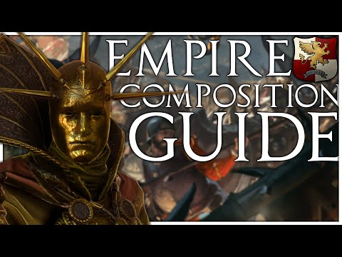 How to Build Empire Armies at Every Stage of the Game | Total War Warhammer 2