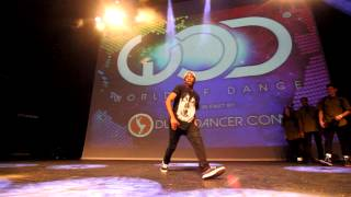 World of Dance Europe | Seun '' Shay'' Latukolan Judge Demo