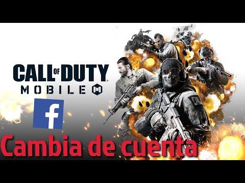 Como Cambiar de cuenta de Facebook En Call Of Duty
