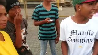 Santarosarapbattleleague Oliver/Jericho Vs Nunuy/Johnrey