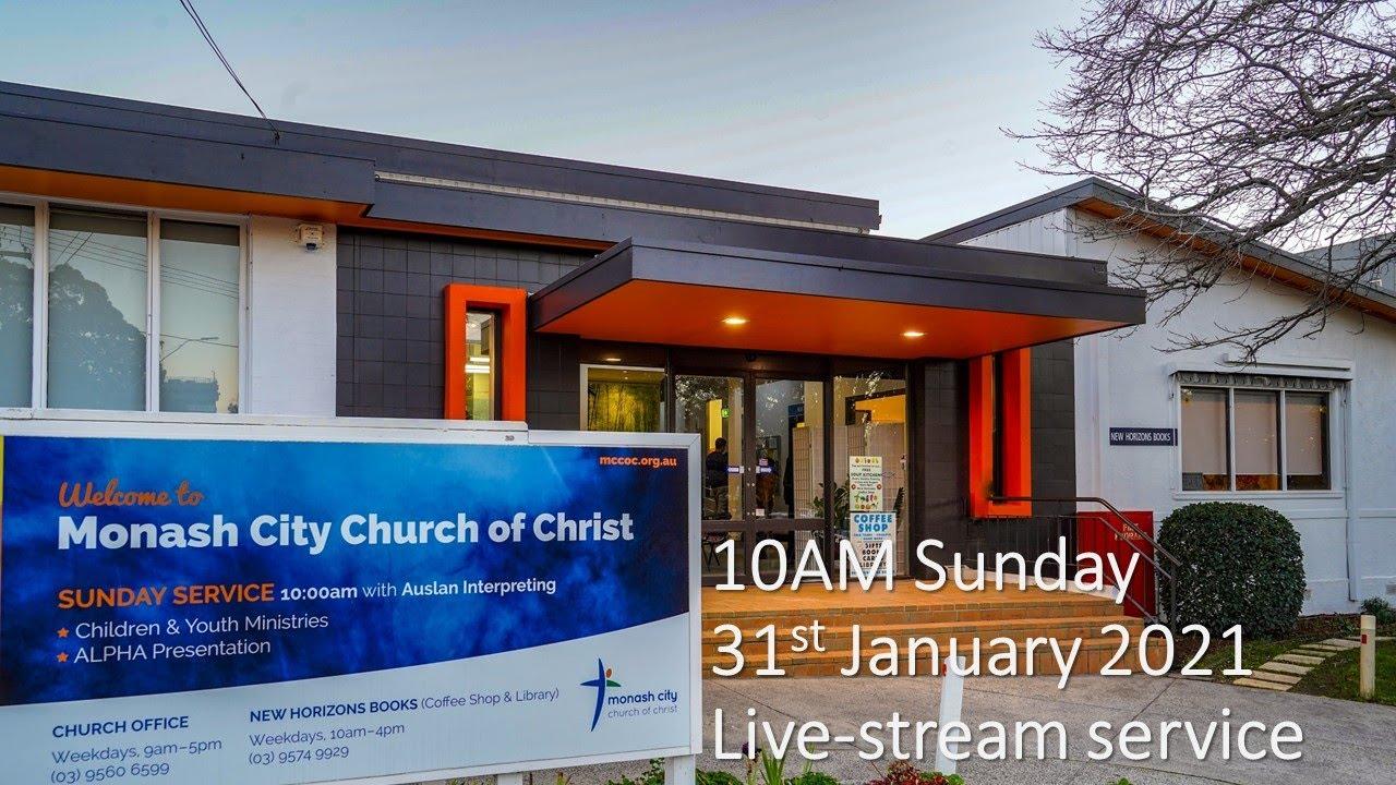 Jan 31st Live-stream