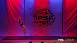 Marta Stachowicz vs Irina Makushina - IPSF World Pole Championships 2018