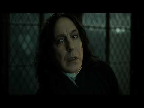 Гарри Поттер и Дары Смерти часть 2 (Смерть Северуса Снега)