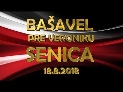 Benefičný ples pre Veroniku v Senici (18.8.2018)