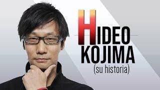 La Historia de HIDEO KOJIMA (Biografía)