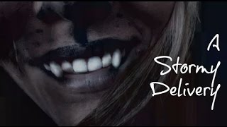☆★ASMR★☆ A stormy delivery - Vampire RP