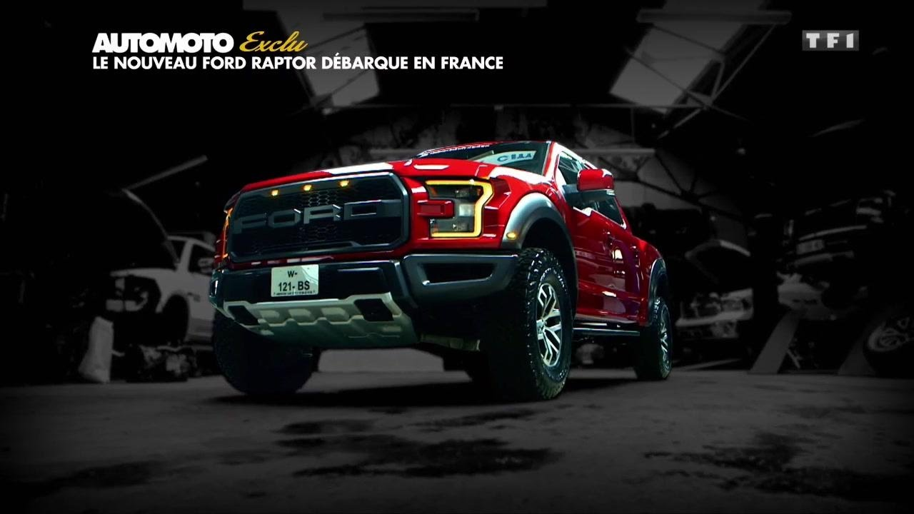monstre ford f 150 raptor le meilleur 4x4 du march youtube. Black Bedroom Furniture Sets. Home Design Ideas