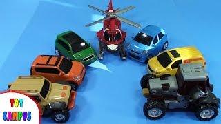 Video Tobot Giga Seven 7-in-1 Transformers Cars to Robot | 또봇 7단합체 기가 세븐 | Kia | ToysReview ToyCampus download MP3, 3GP, MP4, WEBM, AVI, FLV Maret 2018