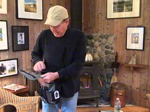 the original field easel art bag youtube