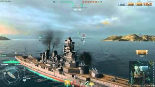 World of Warships - Обзор - Прохождение - Обучение - 1 Часть
