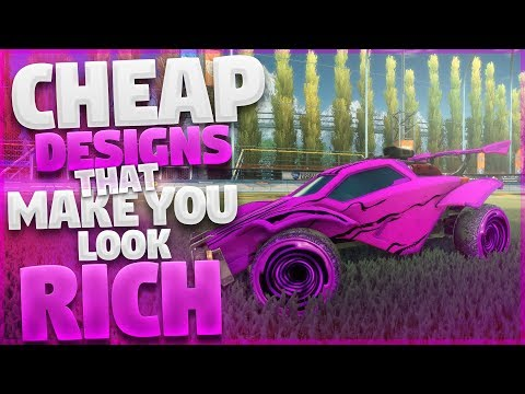 Cheap Cars That Make You Look Rich On Rocket League