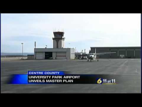 University Park Airport unveils master plan to the public