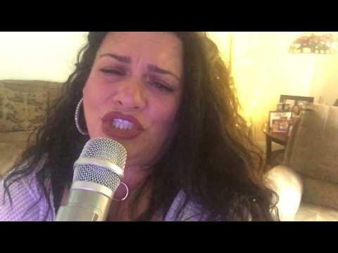 WATCH ME SING!!! Living Room Karaoke