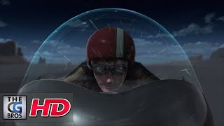 "CGI & VFX Animated Shorts HD: ""Driven"" - by Michael Zachary Huber"