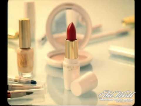Ани Лорак - реклама помады Черный жемчуг
