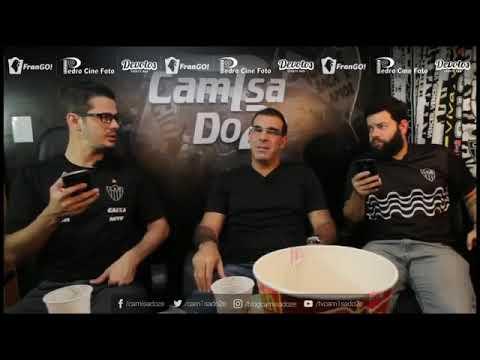 Comentário sobre Roger Guedes na Live do Camisa Doze