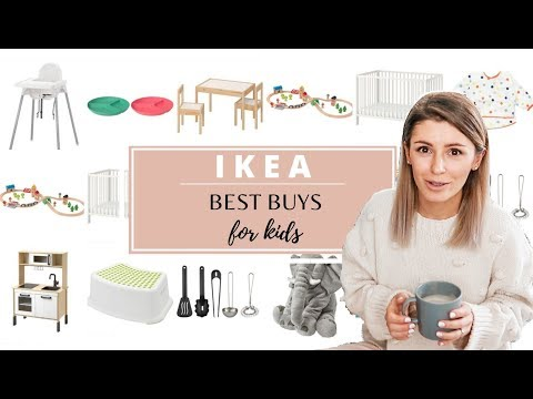 BEST IKEA BUYS FOR KIDS | Best IKEA Products We Have in Our Home | Favourite Purchases from IKEA