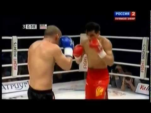 Mike Zambidis VS Batu Khasikov 28-03-2014
