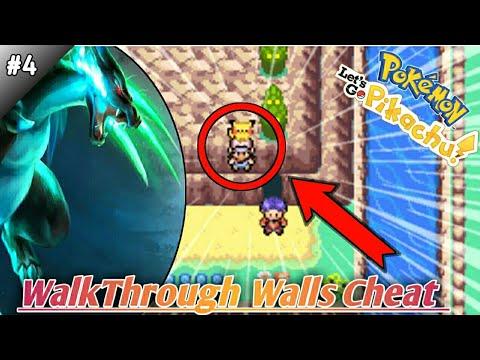 Pokémon Let S Go Pikachu Gba Walkthrough Walls Code Pokémon Let S Go Pikachu Eevee Gba Cheats Youtube